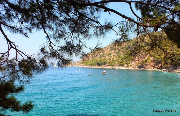 Kabak Bay, Uzunyurt, Turkey