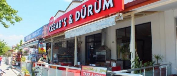 Çalış Kebabs & Dürüm – A Favourite Fethiye Kebab Haunt