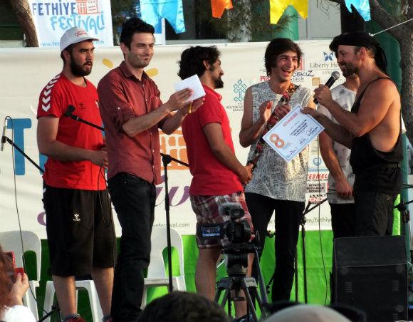 Final Day At Fethiye Festival