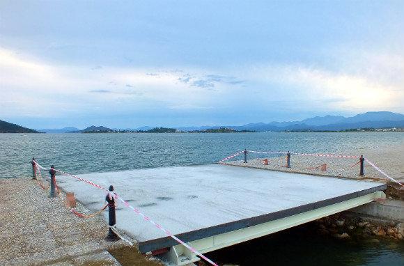 Fethiye Harbour's New Bridges