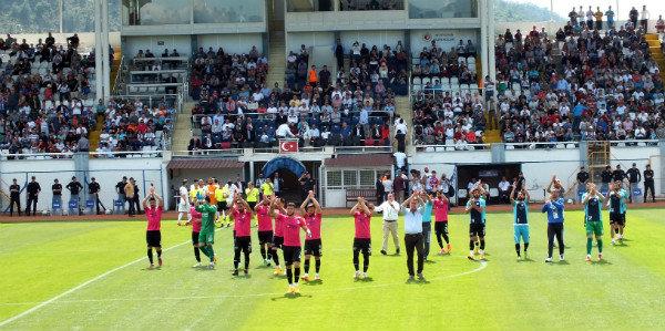 Fethiyespor Last Match Against Bayrampaşa