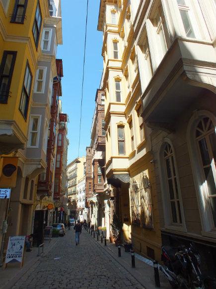 Galata Neighbourhood, Beyoğlu, Istanbul