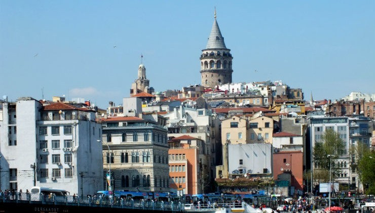 Galata: Glad To Get To Know You
