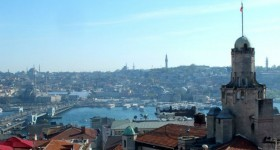 Istanbul Views From Galata