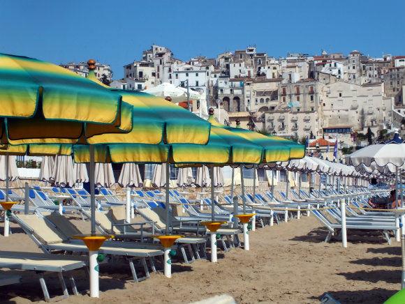 Sperlonga Beach, Lazio, Italy