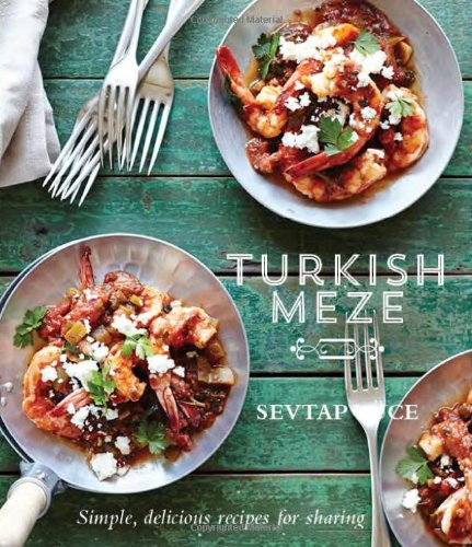Five summer turkish meze recipes turkeys for life if weve tempted you and youd like to see more ideas for turkish meze recipes then check out this book on amazon forumfinder Images