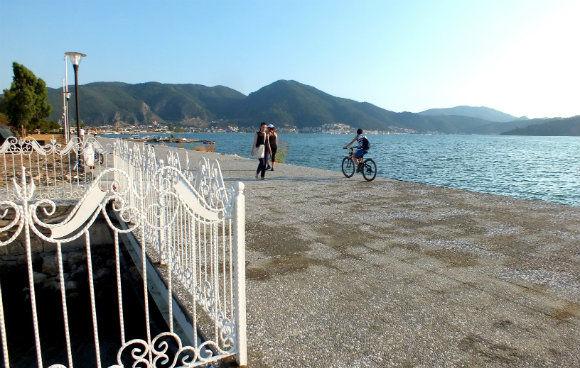 Fethiye Harbour's New Railings