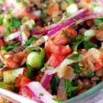 Turkish Green Lentil Salad Recipe – Ideal For Summer!
