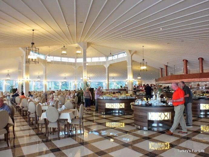 Likya Restaurant, Club Letoonia
