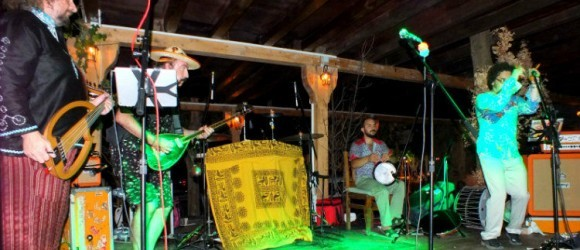 Baba Zula Play Roots In Kayaköy