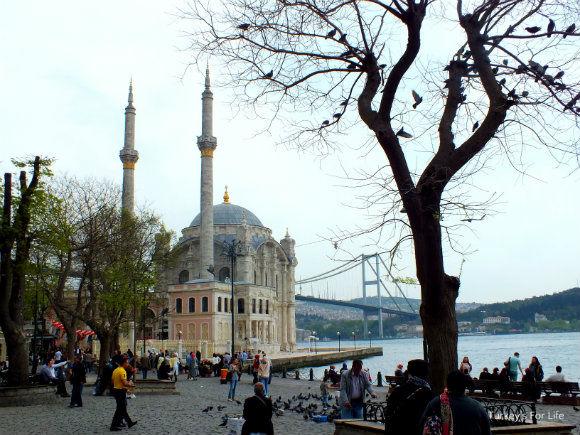 Ortaköy Mosque, Beşiktaş, Istanbul