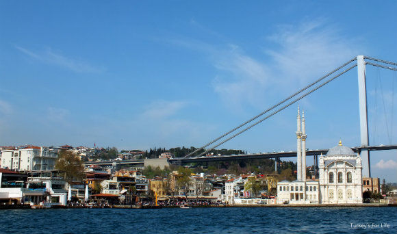 Ortaköy Neighbourhood, Beşiktaş, Istanbul