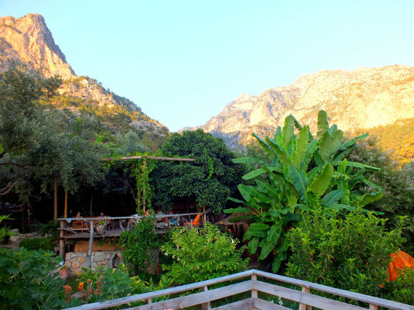 Sultan Camp In Kabak