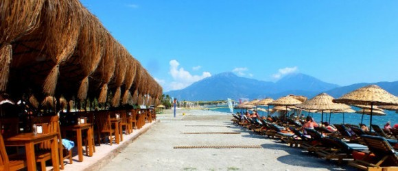 Zentara Beach & Kitchen In Koca Calis Fethiye