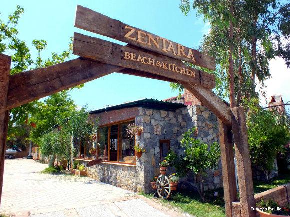 Zentara Beach & Kitchen, Koca Calis Fethiye