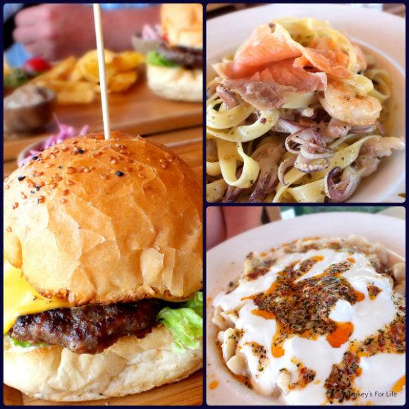 Zentara Beach & Kitchen Burgers