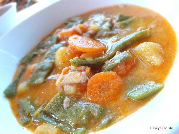 Turkish Sour Chicken Soup Recipe