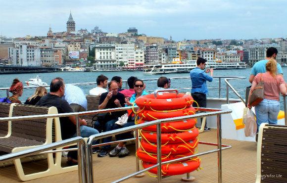 Istanbul Ferry - Eminönü To Kadıköy