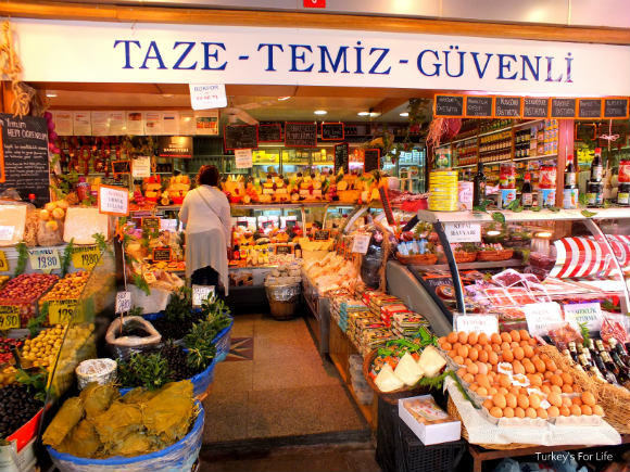 Kadıköy Bazaar Food Shop
