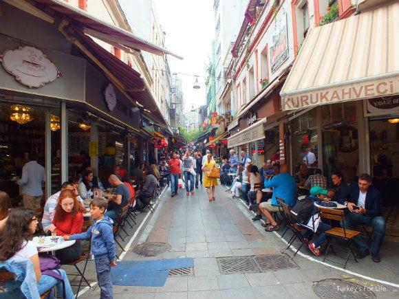 Kadıköy Market, Istanbul