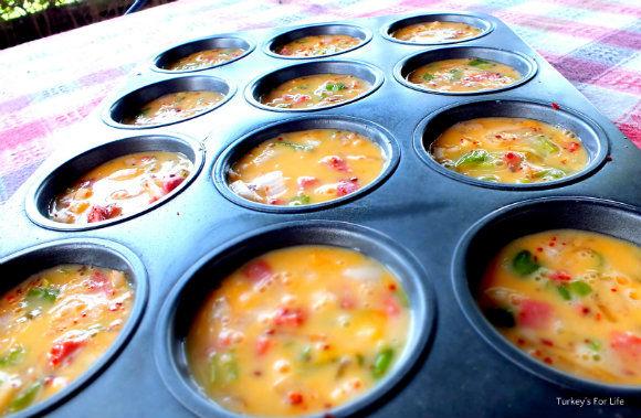 Make Egg Muffins