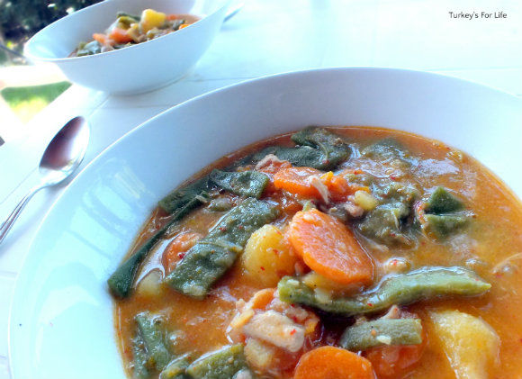 Turkish Sour Chicken Soup Recipe