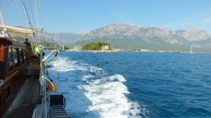 Gület Voyage Cruise
