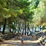 The Ancient Phaselis Ruins – Gulets, Forests & Beaches