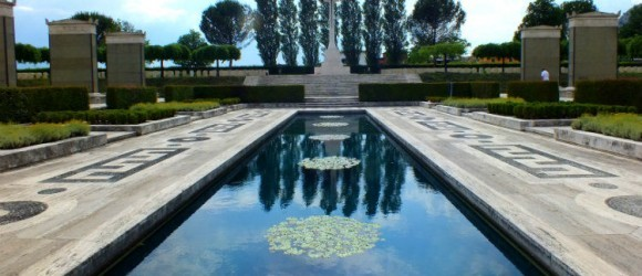 Cassino War Cemetery – Remembrance And Serenity