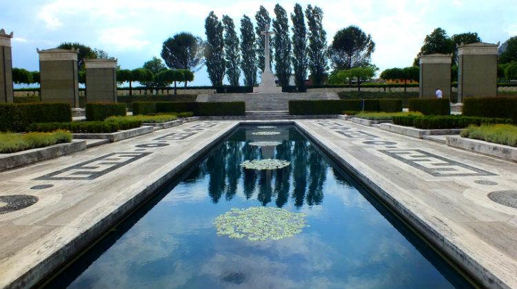 Cassino War Cemetery, Lazio