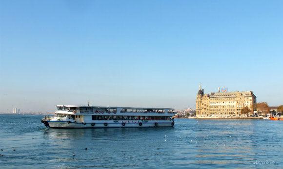 Istanbul Aisan Side