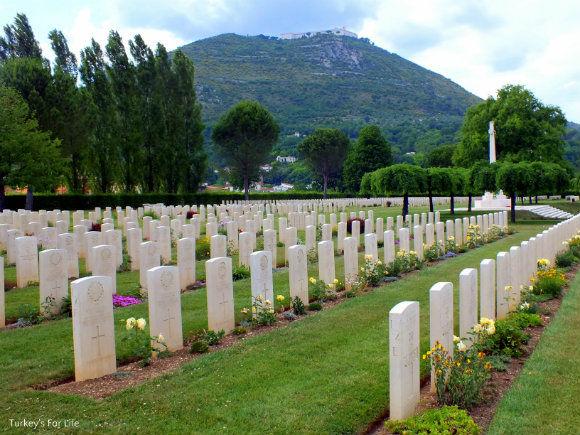 Monte Cassino Commonwealth War Cemetery