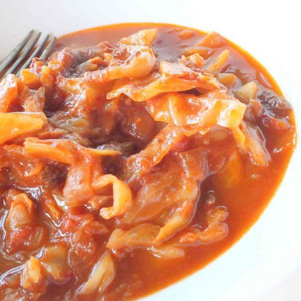 Recipe For Kapuska Cabbage Stew
