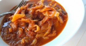 Etli Kapuska – Turkish Cabbage Stew With Meat: Let Cabbage Reign
