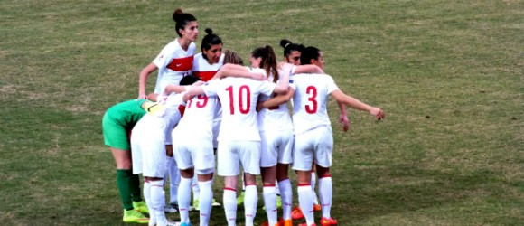 Women's Euro 2017 – Turkey v Russia: The Winners Were Fethiye & Football