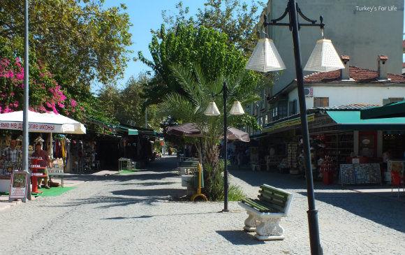 Demre (Ancient Myra) In The Antalya Region