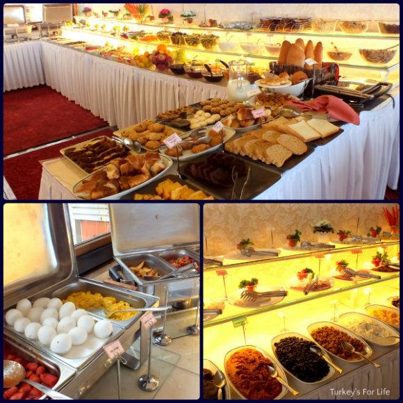 Breakfast At Hotel Nena, Sultanahmet