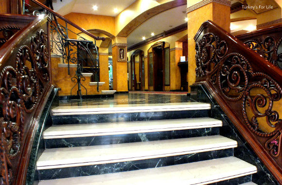 Entrance To Hotel Nena, Sultanahmet