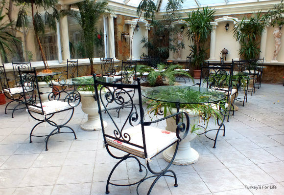 Rear Garden Room At Hotel Nena, Sultanahmet, Istanbul