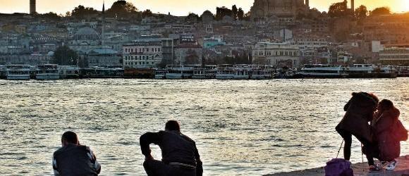 Golden Horn Sunset, Istanbul