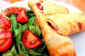 Paçanga Böreği Recipe