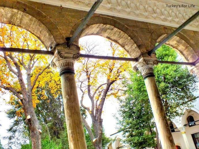 Autumnal Topkapı Palace