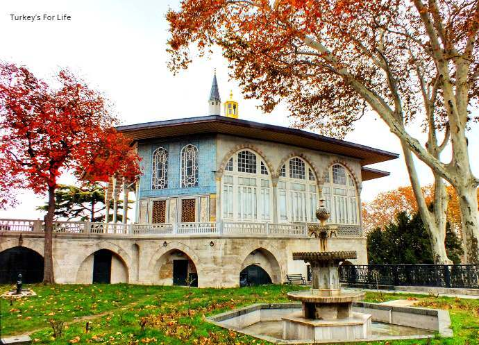 Autumn At Topkapı Palace
