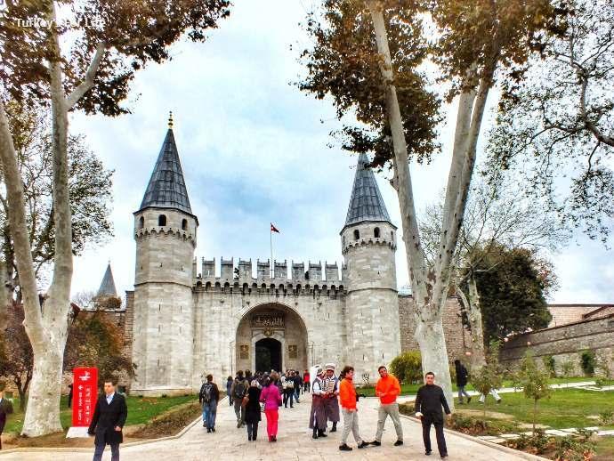 Topkapı Palace Istanbul