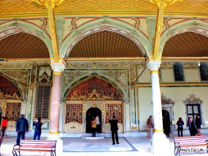 Topkapı Palace Entrances