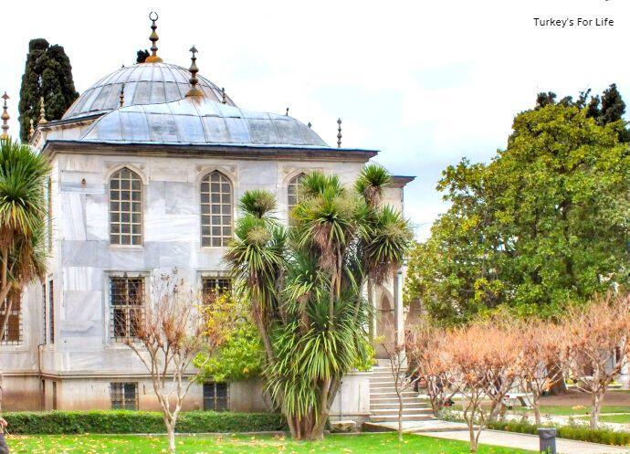 Topkapı Palace Grounds