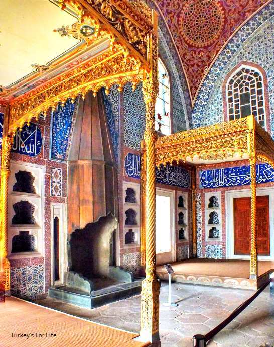 Topkapı Palace Harem Bedroom