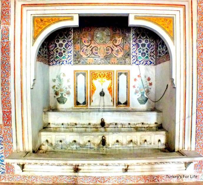 Fountain, Topkapı Palace