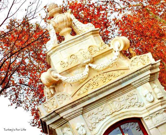 Autumn Colours At Topkapı Palace