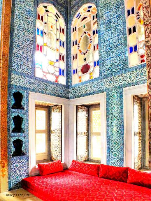 Topkapi Palace Rooms